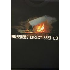 BDSC Burning down mailboxes T-Shirt