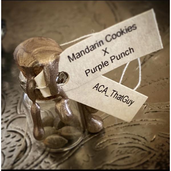 Mandarin punch *Fems (Mandarin Cookies x Purple Punch)
