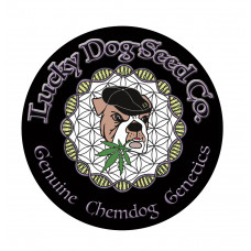*FREE Luckydogseeds T-shirt  when you buy any two packs of his gear