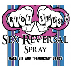 CANNABIS SEX REVERSAL SPRAY – 16oz – MEDIUM – 1x STRENGTH